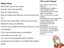 French-prayers-for-lessons.ppt