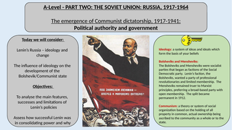 1.-New-Leaders-and-Ideologies---Lenin's-Russia--Ideology-and-Change.pptx