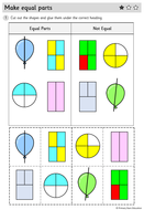 YEAR 2 - Fractions- White Rose - WEEK 8 - Block 4- Spring ...