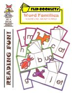 Short Vowels Flip Booklets