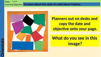 Lesson-9---Henri-Matisse-Logo.pptx