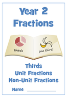 preview-images-year-2-fractions-thirds-units-non-units-worksheets-1.pdf