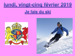 Je-fais-du-ski.ppt