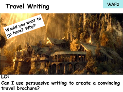 Lesson10-and-12---Writing-the-travel-brochure.ppt