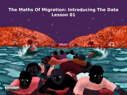 'Maths of Migration'