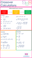Crossover with Calculations - More Fluency
