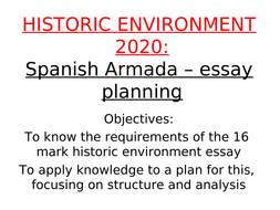 spanish-armada-essay-planning-16-mark-historic-environment.ppt