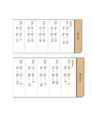 Simultaneous Equations Worksheets Levelled