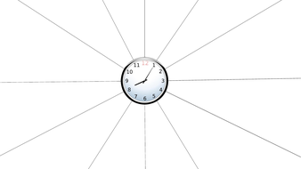 Clock revision template