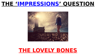 The-lovely-Bones-impressions1.pptx