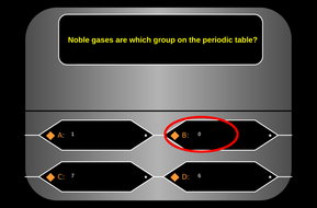 Periodic Table & Atoms | Who Wants to be a Millionaire | Game | Revision