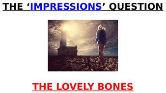 The-lovely-Bones-impressions1.pptx