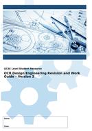 OCR National Award - Design Engineering Revision Guide - Version 2