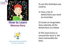 Metacognition strategies