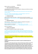 Writing Essay Introductions Activity