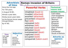British Writing Plan Develop A Schedule of Activities