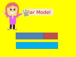 Bar model questions