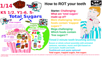 1-TES-FREE-May-19-How-to-rot-your-teeth-2-minute-toothbrushing-may-19.pptx