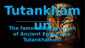 Ancient-Egypt---Tutankhamun.pptx