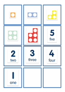 Numicon teaching resources EYFS