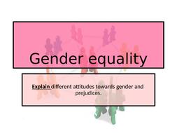 AQA GCSE RS Theme A: Gender