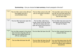 Iron Man - Guided Reading - Viper