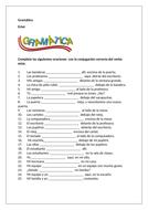 Estar / Present tense of Estar / Spanish grammar