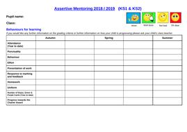 Assertive-Mentoring---Learning-Behaviours-KS1---KS2-2018-19.docx
