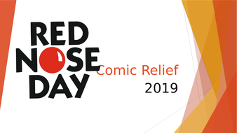 Comic-Relief-Day-2019.pptx