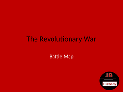The-Revolutionary-War-Battle-Map.pptx