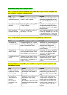 BTEC Sport Level 2 Unit 1 - 8 Mark Questions Version 2