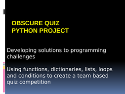 Obscure-quiz-PPT.pptx