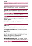 Paper-Lesson-Plan---Introduction-to-Ergonomic-Design.docx