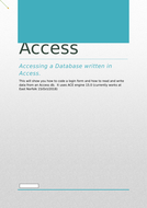 C--accessing-a-Databasev2(not-100percent-formatted).docx