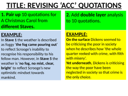 revising-a-christmas-carol-quotations.pptx