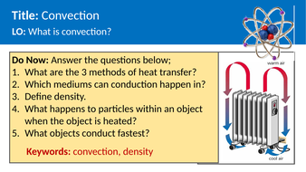 Physics - Convection