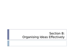 Section B Language Paper 2