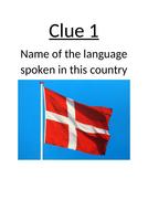 European Languages Quiz Treasure Hunt