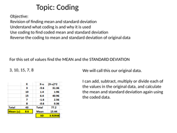 A level maths  coding