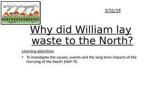 Why-did-William-lay-waste-to-the-North.pptx
