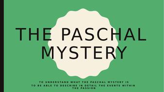 Eduqas--The-Paschal-Mystery.pptx