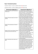 AO3 vs AO4 - Paper 3 Extended Questions in Music Technology