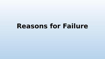 Reasons-for-Failure.pptx