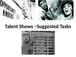 Talent-Show---Intro---suggested-class-tasks.pptx