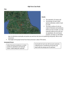 GCSE Geography High Force waterfall case study