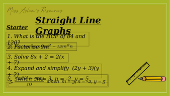 Straight-Line-Graphs-Final.pptx