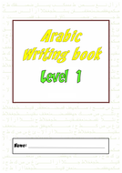 Arabic-Handwriting-booklet-Level-1.pdf