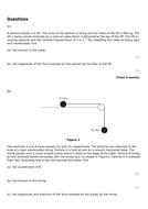 New Spec Mechanics A Level M1M2 Papers