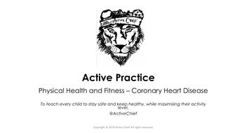 KS2 Physical Health and Fitness - Coronary Heart Disease