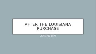 The Transcontinental Treaty and the Missouri Compromise: Edexcel GCSE America 1783-1877